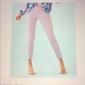 """Lilly Pulitzer 29"""" South Ocean Skinny Jean"""